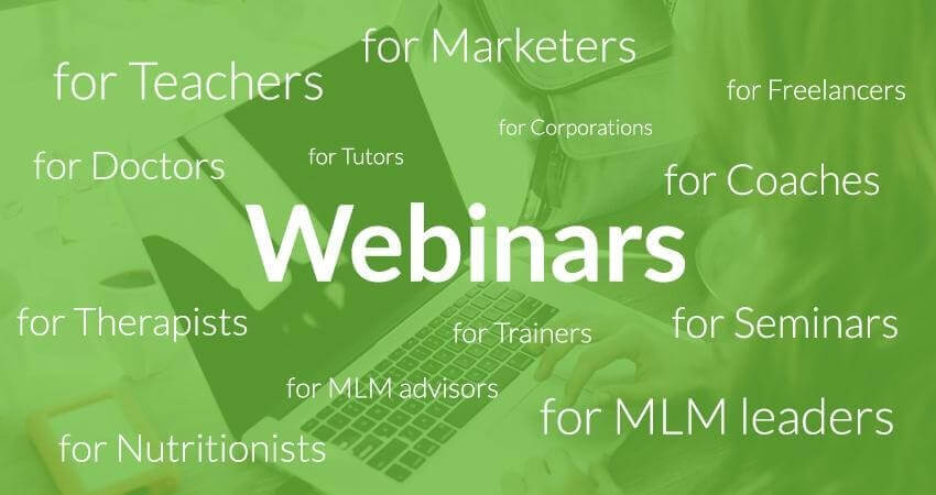ClickMeeting Business Webinars