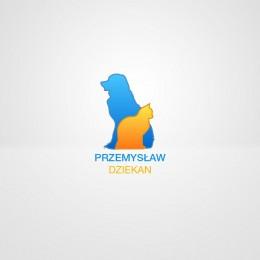 Projekt logo dla Przemysława Dziekana
