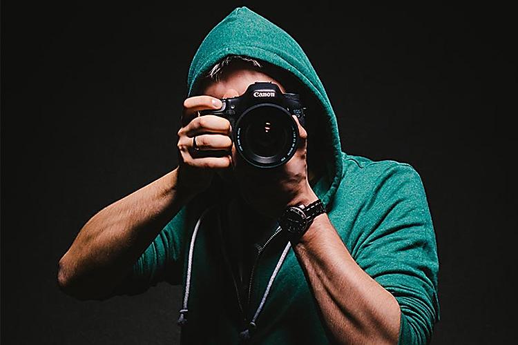 Trener fotografii