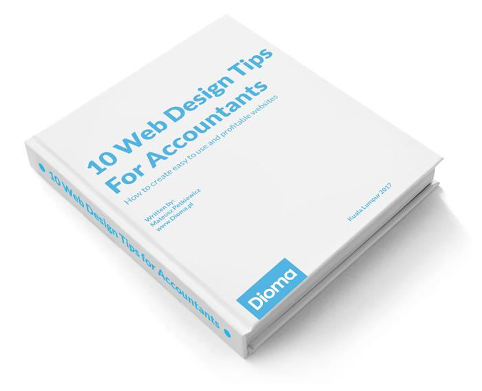 10 Web Design Tips For Accountants - E-book
